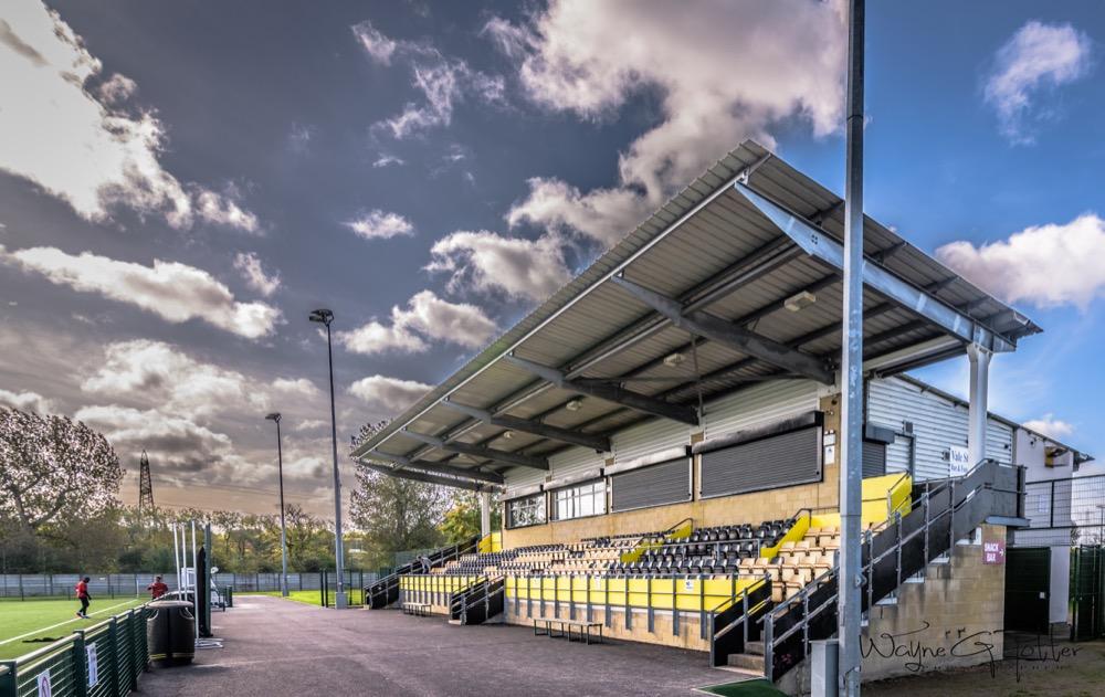 NEW Stadium stand