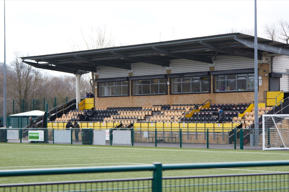 NEW Stand Castle Vale Stadium